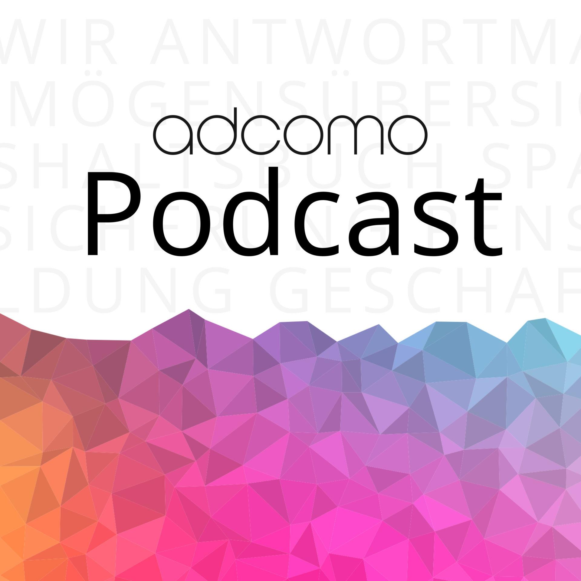 adcomo Podcast Artwork